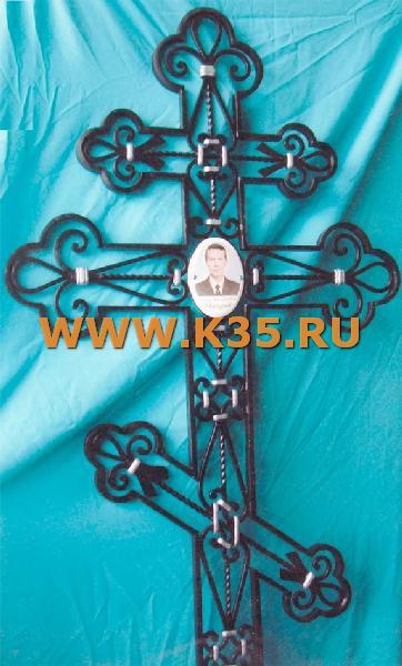 Кованые кресты своими руками